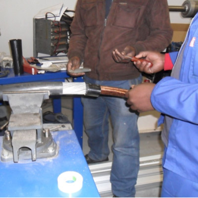 Install and Terminate Medium Voltage Cables